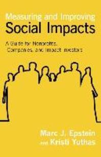 [해외]Measuring and Improving Social Impacts