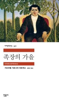 족장의 가을(세계문학전집 377)