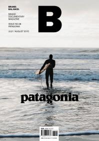 매거진 B(Magazine B) No.38: Patagonia(한글판)