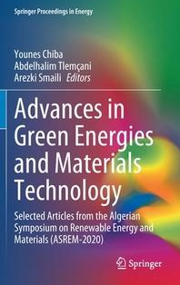 [해외]Advances in Green Energies and Materials Technology