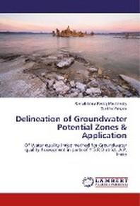 [해외]Delineation of Groundwater Potential Zones & Application