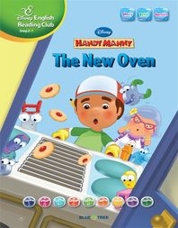 Disney Handy manny - the new oven