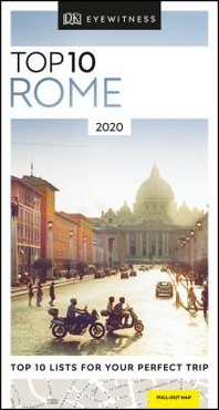 [해외]DK Eyewitness Top 10 Rome