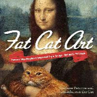 [해외]Fat Cat Art (Paperback)