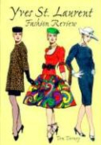 [해외]Yves St. Laurent Fashion Review