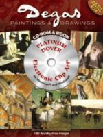 120  Degas Paintings and Drawings
