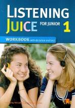 LISTENING JUICE FOR JUNIOR. 1 WORKBOOK(Paperback)