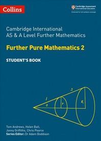 [해외]Cambridge International as and a Level Further Mathematics Further Pure Mathematics 2 Student Book