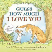[해외]Guess How Much I Love You (Hardcover)