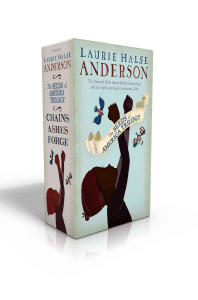 The Seeds of America Trilogy