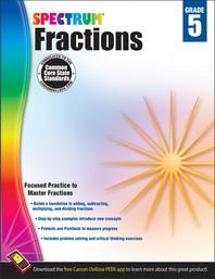 Spectrum Fractions. 5