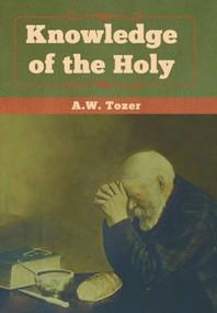 [해외]Knowledge of the Holy (Hardcover)