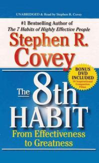 [보유]8th Habit (Audio CD) : From Effectiveness to Greatness