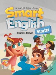 Smart English Starter: Teacher's Manual(CD1장포함)
