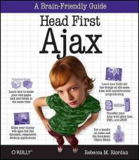[해외]Head First Ajax (Paperback)
