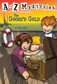 THE GOOSES GOLD(A TO Z MYSTERIES G)