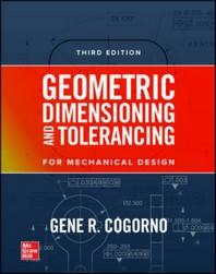 [해외]Geometric Dimensioning and Tolerancing for Mechanical Design, 3e