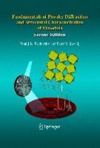 [해외]Fundamentals of Powder Diffraction and Structural Characterization of Materials, Second Edition
