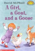 Girl, a Goat, and a Goose