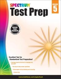 Spectrum Test Prep Grade. 5