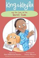 [해외]King & Kayla and the Case of the Secret Code (Hardcover)
