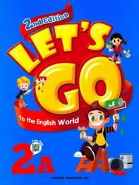 Let's Go English. 2A