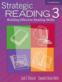STRATEGIC READING. 3 STUDYBOOK
