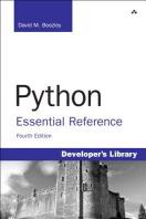 [해외]Python Essential Reference (Paperback)