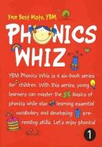 PHONICS WHIZ. 1(CD2장포함)