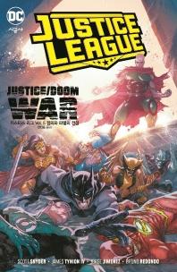저스티스 리그 Vol. 5: 정의와 파멸의 전쟁(완결)(DC 그래픽 노블)