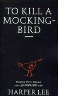 To Kill a Mockingbird =테두리 색바램외 양호