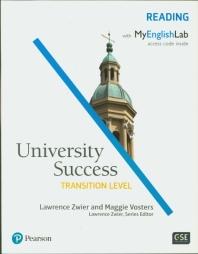 University Success Reading Transition w/MEL