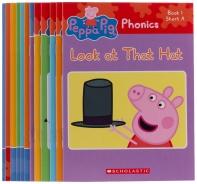 [해외]Peppa Phonics Boxed Set