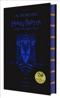 Harry Potter and the Philosopher's Stone Book 1 - Ravenclaw Edition (영국판)