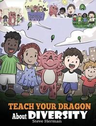 [해외]Teach Your Dragon About Diversity (Hardcover)