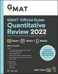 [해외]GMAT Official Guide Quantitative Review 2022