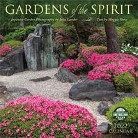 [해외]Gardens of the Spirit 2022 Wall Calendar