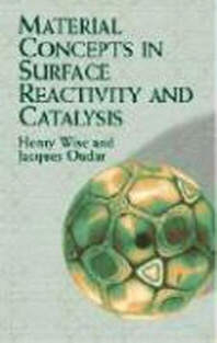 Material Concepts in Surface Relativity and Catalysis