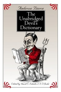 [해외]The Unabridged Devil's Dictionary (Hardcover)