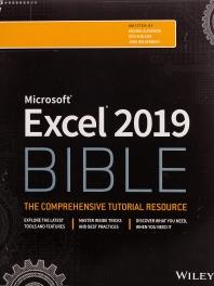 [해외]Excel 2019 Bible