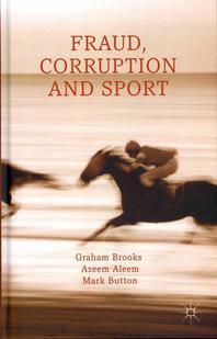 [해외]Fraud, Corruption and Sport