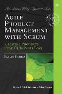 [해외]Agile Product Management with Scrum (Paperback)