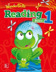 WonderSkills Reading Basic. 1 (Book(+Workbook) + Audio CD)