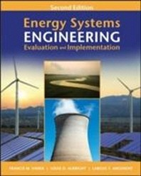 [해외]Energy Systems Engineering (Hardcover)