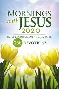 [해외]Mornings with Jesus 2020
