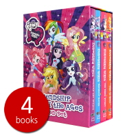 마이리틀포니 My Little Pony: Friendship Through the Ages Box Set