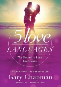 [해외]The 5 Love Languages Audio CD