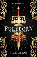 [해외]Furyborn (Library Binding)