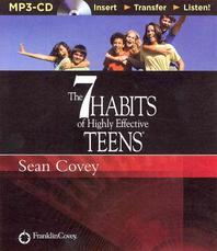 [해외]The 7 Habits of Highly Effective Teens (MP3 CD)