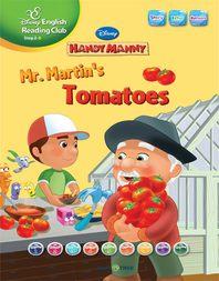 Disney Handy manny - Mr. Martin's tomatoes